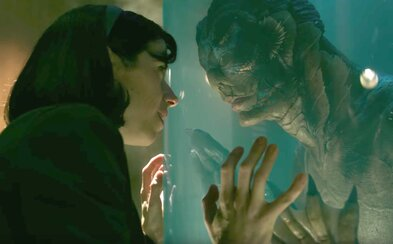 13 oscarových nominácií v jednom traileri. Budete sa na ne v prípade The Shape of Water pozerať aj v kinách?