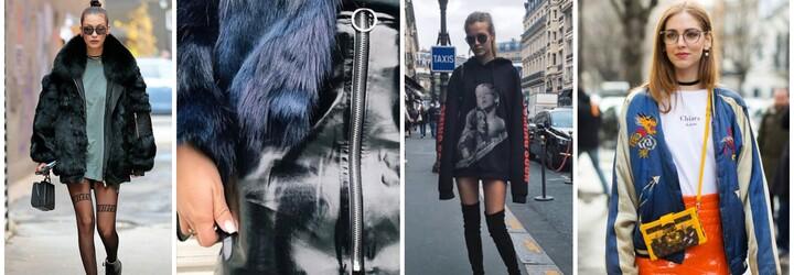 Prvotřídní módní inspirace: Co nosí celebrity a blogerky napříč světem?