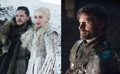 14 nových obrázkov z Game of Thrones ukazuje zarasteného Jaimeho či alianciu rodov Stark a Targaryen