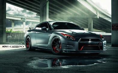 1400koňová bestie Nissan GT-R od Jotech Motorsports straší konkurenty v nejhorších snech