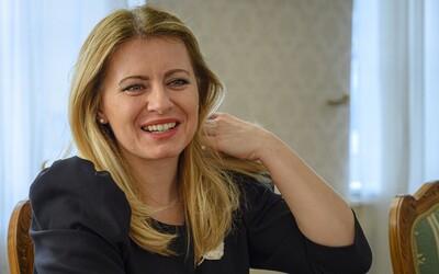 """Novoročný príhovor prezidentky Zuzany Čaputovej: """"Uplynulý rok dokazuje, že Slovensko je krajinou dobrých ľudí"""""""