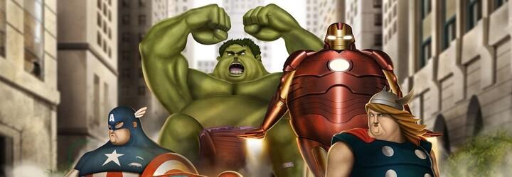Jedna z budoucích Marvelovek pravděpodobně představí obézního superhrdinu