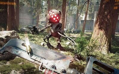 Atomic Heart je ruský Bioshock skrížený s Prey. Sleduj súboj s desivou príšerou a teš sa na hororovú hru novej generácie