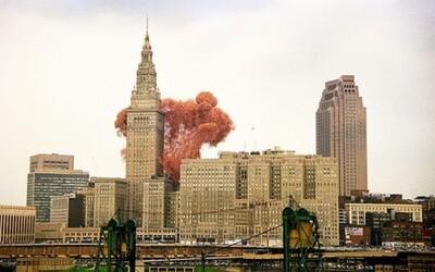 1,5 milióna balónov v roku 1986 zahalilo Cleveland