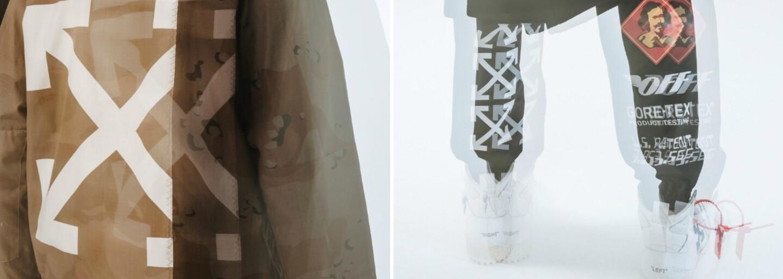 15 nejzajímavějších kousků značky Off-White™, které mohou být nyní tvé za zlomek původní částky