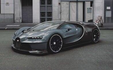1500koňové Bugatti Chiron je opět blíže k realitě. Ztvárňovat bude vrchol automobilového průmyslu