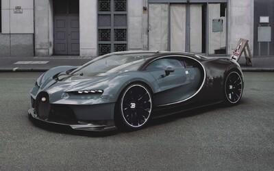 1500-koňové Bugatti Chiron je opäť bližšie k realite. Stvárňovať bude vrchol automobilového priemyslu