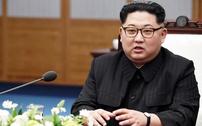 Severní Koreji hrozí vážný nedostatek jídla, přiznal Kim Čong-un.