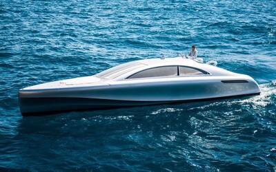 1,5-milióna eur a iba 10 kusov. Exkluzívna jachta od Mercedesu ponúkne kopu luxusu a moderných vymožeností