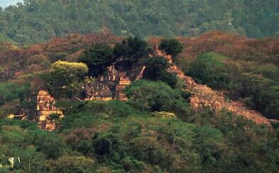 15letý Kanaďan objevil ztracené mayské město hluboko v džungli. Použil k tomu neobvyklou techniku s hvězdami
