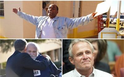 16 příběhů nevinných lidí, kteří byli neprávem uvězněni a nakonec se opět dočkali ukradené svobody