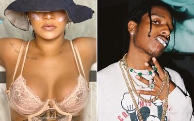 Rihanna a ASAP Rocky spolu údajně již měsíce randí.