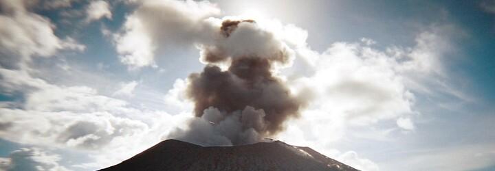 Výbuch sopky pokryl vše 30centimetrovou vrstvou popela. Karibský ostrov vypadá jako z apokalyptického filmu