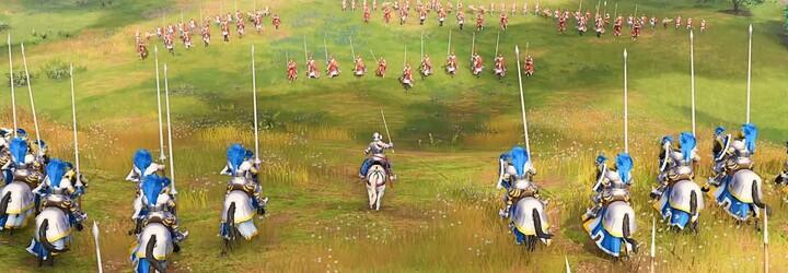 Age of Empires 4 vyjde už o pár mesiacov. Trailer odhaľuje nové civilázcie či štýly strategickej vojny
