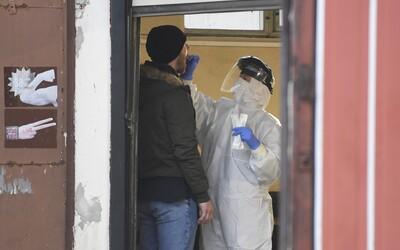 Denní nárůst nakažených: V Česku přibylo 3 301 případů, PES je na 56 bodech.
