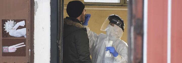 Denní nárůst nakažených: V Česku přibylo 3 301 případů, PES je na 56 bodech