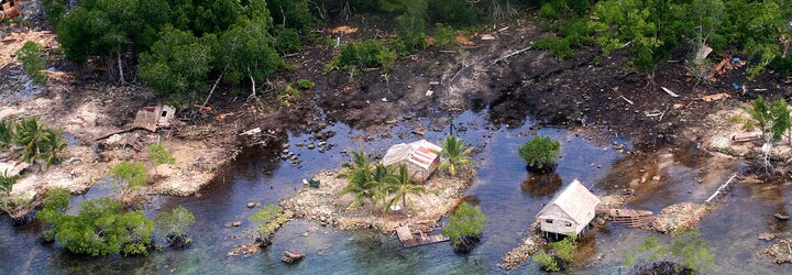 Pohroma jménem Tsunami: Proč vzniká a kde se vyskytly ty nejhorší?