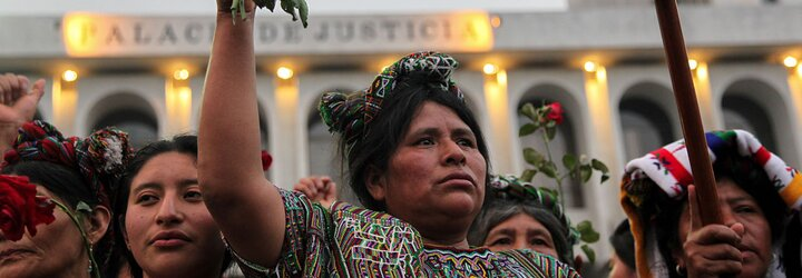 Tichý holokaust aneb temné období guatemalské občanské války, o kterém nikdo nemluví