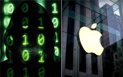 16letý hacker zaútočil na Apple a ukradl 90 gigabajtů dat