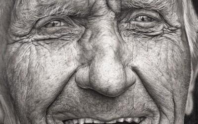 16-ročné dievča vyhralo národnú umeleckú súťaž s neskutočným hyperrealistickým portrétom