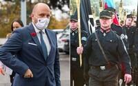 17. november nepatrí fašistom, komunistom ani mafii, vyhlásil Naď. Slušní ľudia vraj ostanú doma a nepôjdu ničiť majetok