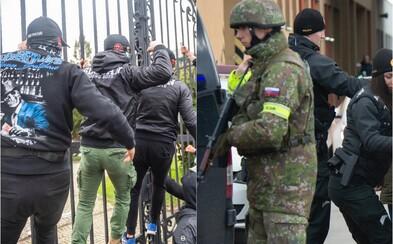 17. novembra chcú protestovať ĽSNS, Komunisti, Fico, Danko aj chuligáni, ktorí sa prídu pobiť. Zasiahne vojenská polícia?