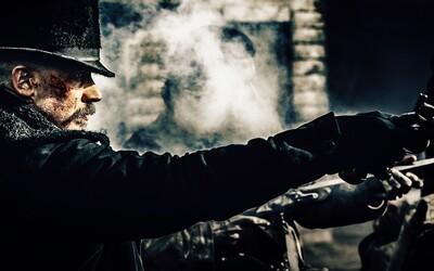 Taboo bude určitě pokračovat. Tom Hardy a tvůrce seriálu mají plány na dvě další série