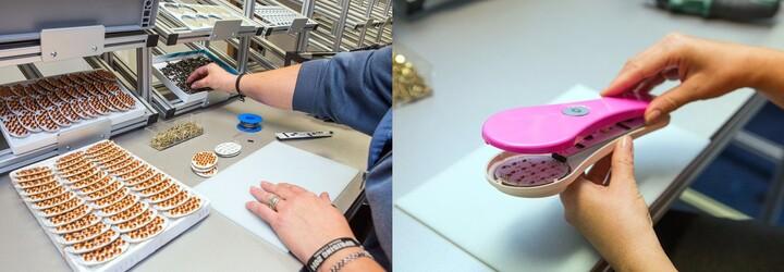 Český přístroj proti akné dobývá svět, svým působením zbavuje lidi nepříjemného kožního onemocnění