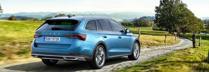 Výhradne 2-litrové motory, vyššia svetlosť a oplastovaný exteriér. To je nová Škoda Octavia Scout