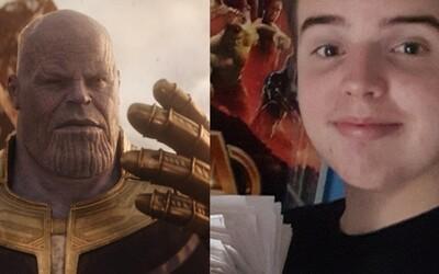 17-ročný fanúšik z Veľkej Británie videl Avengers: Infinity War neuveriteľných 100-krát. Film považuje za geniálne dielo