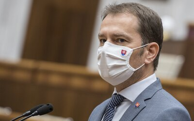 Na Orave a v Bardejove sa prišlo otestovať vyše 90 % obyvateľov, tvrdí Matovič. Odhalili 5 594 infekčných ľudí.