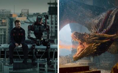 Može byť Westeros z Game of Thrones jedným z parkov vo Westworlde? V druhej časti novej série sme videli jedného z troch drakov