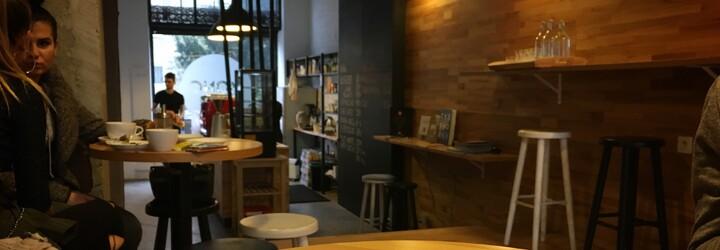 Kam zájsť vBratislave na kávu a koláč? Vybrali sme 10 najzaujímavejších kaviarní