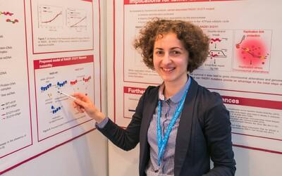 18letá Češka vyhrála soutěž o nejlepšího mladého vědce Evropy! Její výzkum může do budoucna pomoci s léčbou nádorových onemocnění
