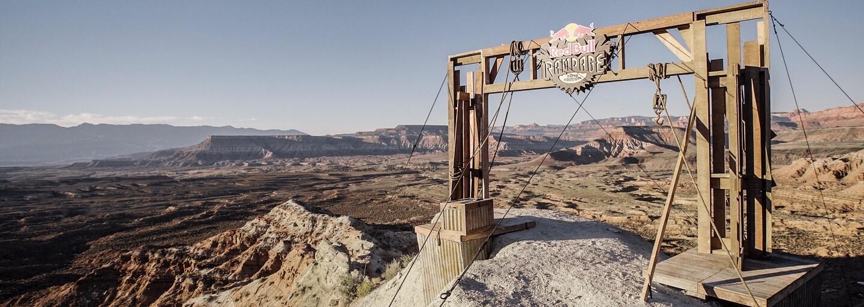 18letému Adamu Kovářovi se splnil sen. Vycestoval do Utahu, aby zdokumentoval freeride závody od Red Bullu