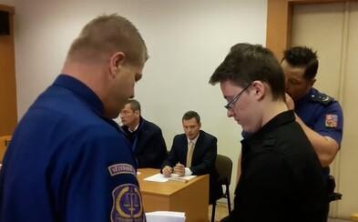 18letý Čech odsouzený za brutální vraždu ve škole napsal, že za 100 let se lidi budou zabíjet, aby přežili