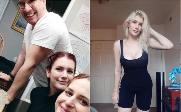 18letá dívka letěla stovky kilometrů, aby poznala sugar daddyho a jeho přítelkyni. Stal se z nich milostný trojúhelník