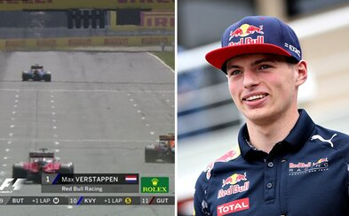 18letý mladík Verstappen se stal nejmladším jezdcem, který kdy vyhrál závod F1. Přepsal tak dlouholetou historii
