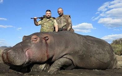 460 000 Kč za mrtvého lva: Ruský chirurg vydělává 34 milionů korun ročně tím, že pomáhá zabíjet vzácná zvířata