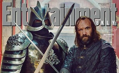 19 nových záberov z Game of Thrones zobrazuje Horu s Houndom, Night Kinga či rody Stark a Targaryen