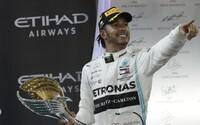 190-tisíc eur denne pre Lewisa Hamiltona? S novou zmluvou vo Formule 1 je aj toto realita