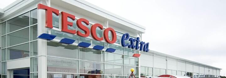 Tesco posouvá nakupování o level výše. Díky nové službě budeme moci skenovat zboží již v nákupním vozíku