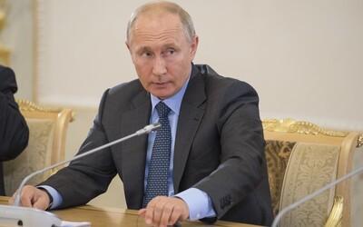 Vladimir Putin se oficiálně stal jedním z kandidátů na Nobelovu cenu za mír.