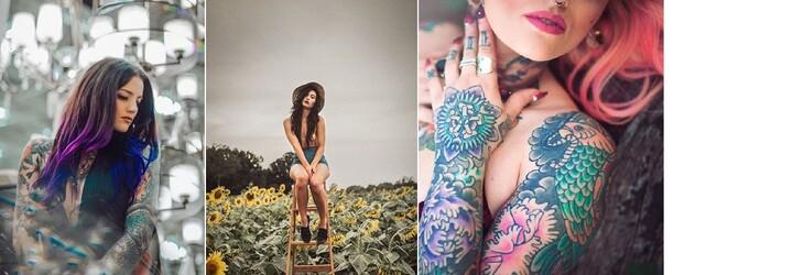 Tajemná a jedinečná krása žen zachycená ve fascinující fotosérii. Příslušnice něžného pohlaví jsou darem z nebes