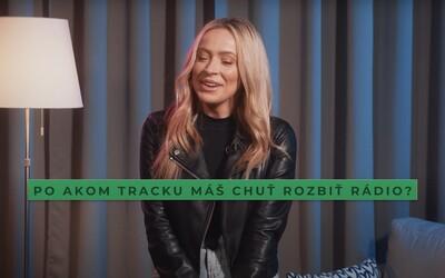 Dominika Mirgová: Vyrastala som na Kontrafakte a H16, môj syn si ide Travisa Scotta (14 trackov)