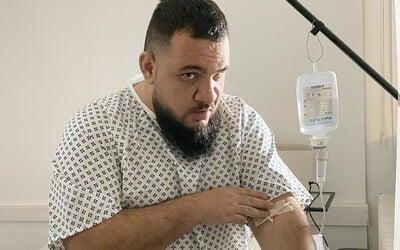 Pouličný autor tónov nahradil Franta, rapuje o svojom boji s rakovinou.