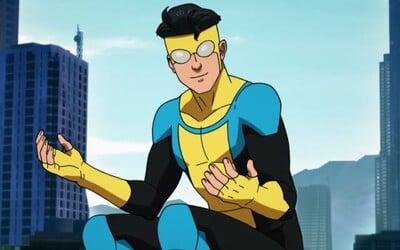 The Invincible je animovaný seriál, v ktorom záporáci trhajú superhrdinom hlavy a neprežijú ani hlavné postavy