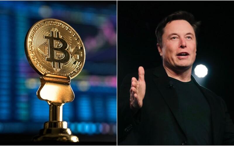 Cena Bitcoinu raketově vzrostla. Opět za to může tweet Elona Muska.