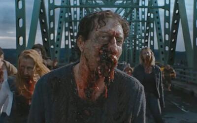 Zombie apokalypsa ruinuje USA, indiáni sú však imúnni. Blood Quantum bude vynikajúci a krvavý akčný zombie film.