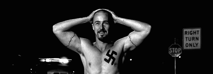 Kult hákového kříže je dramatický film plný rasové nenávisti, který je aktuální i téměř 20 let po uvedení do kin